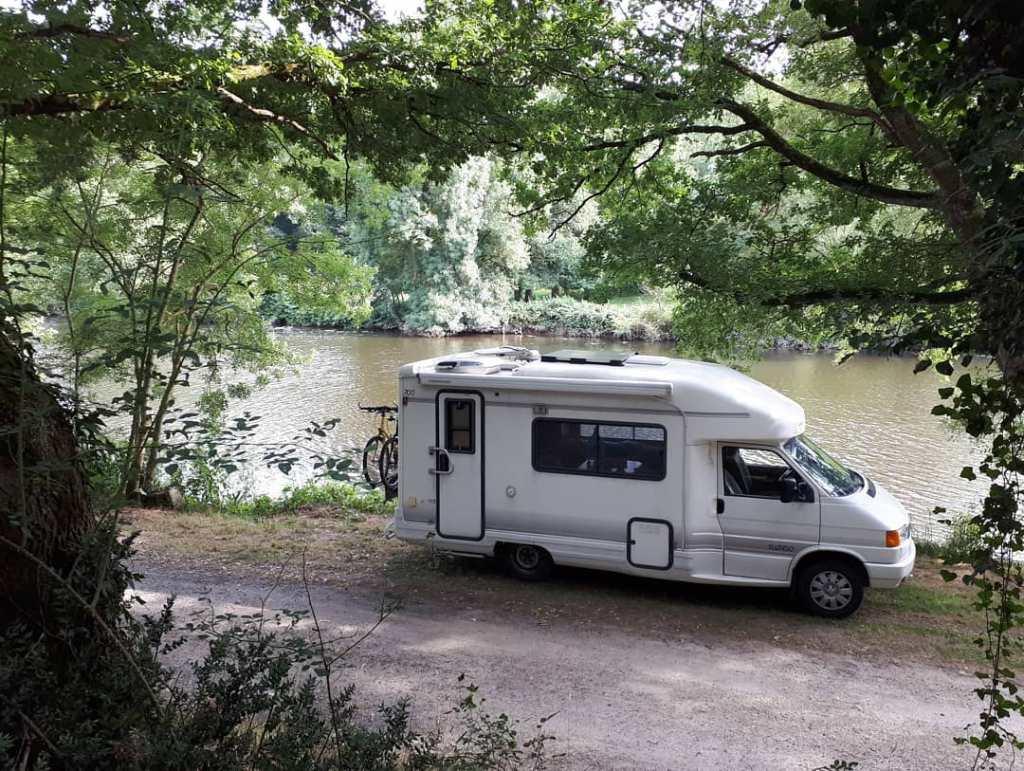 camping-car profilé