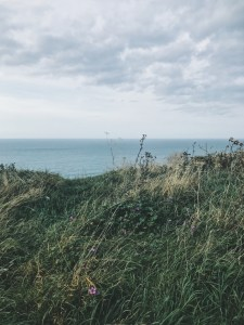 La mer à Yport