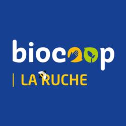 logo de la ruche biocoop