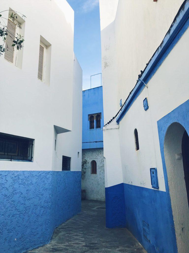 Medina d'Assilah au Maroc