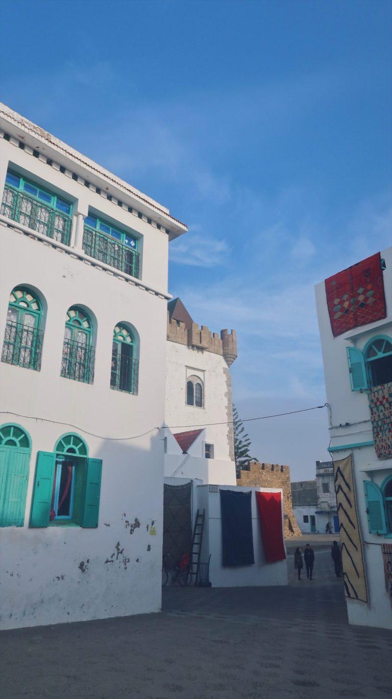 La medina d'Assilah au Maroc