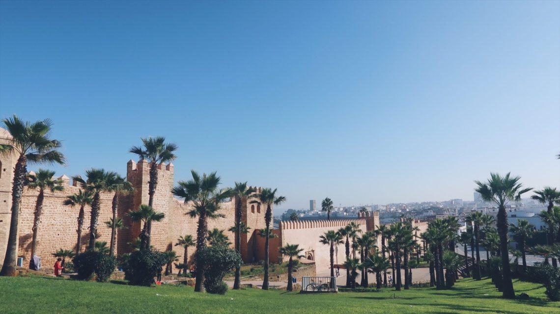 Vue de Rabat