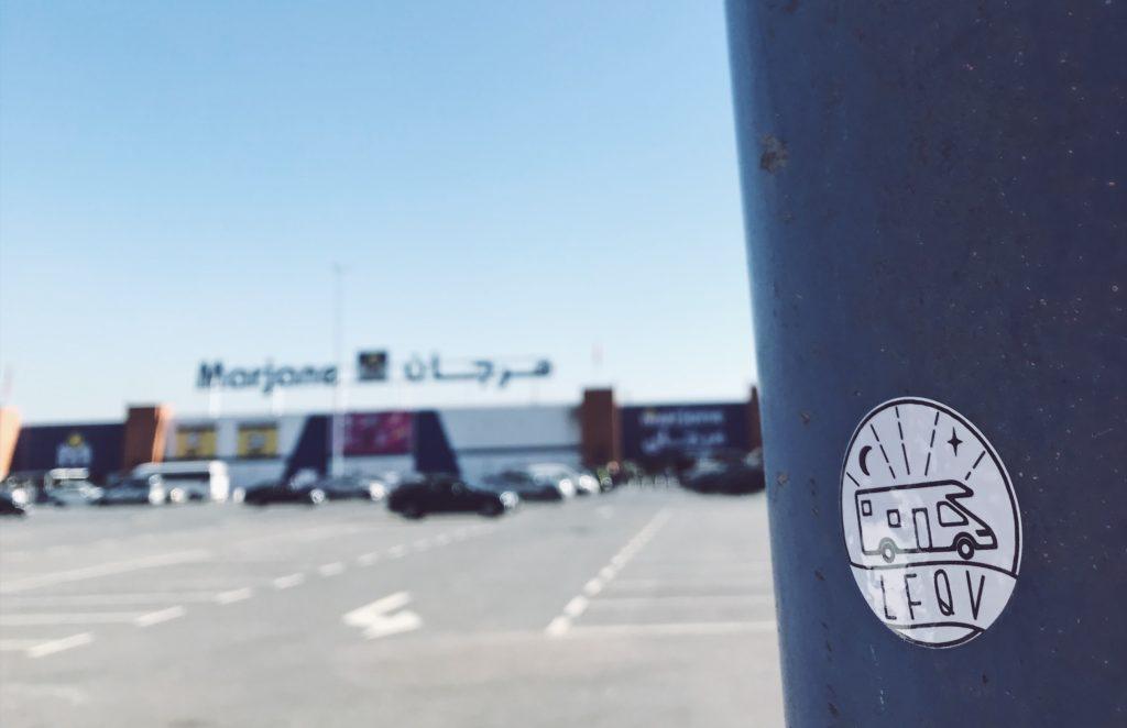 Le Marjane de Rabat