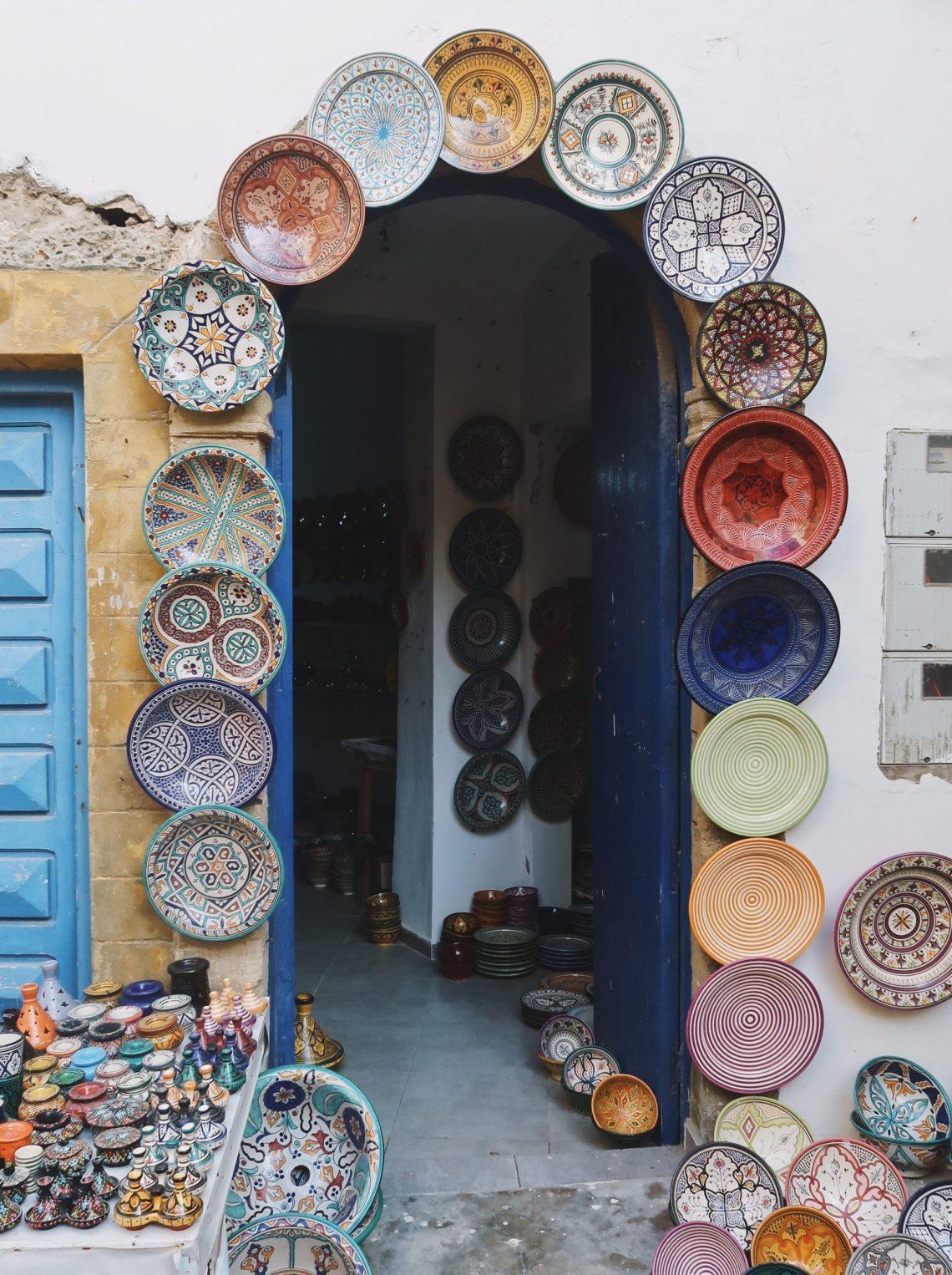 Artisanat à Essaouira