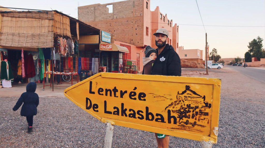 Voyage au Maroc Aït Ben Haddou, l