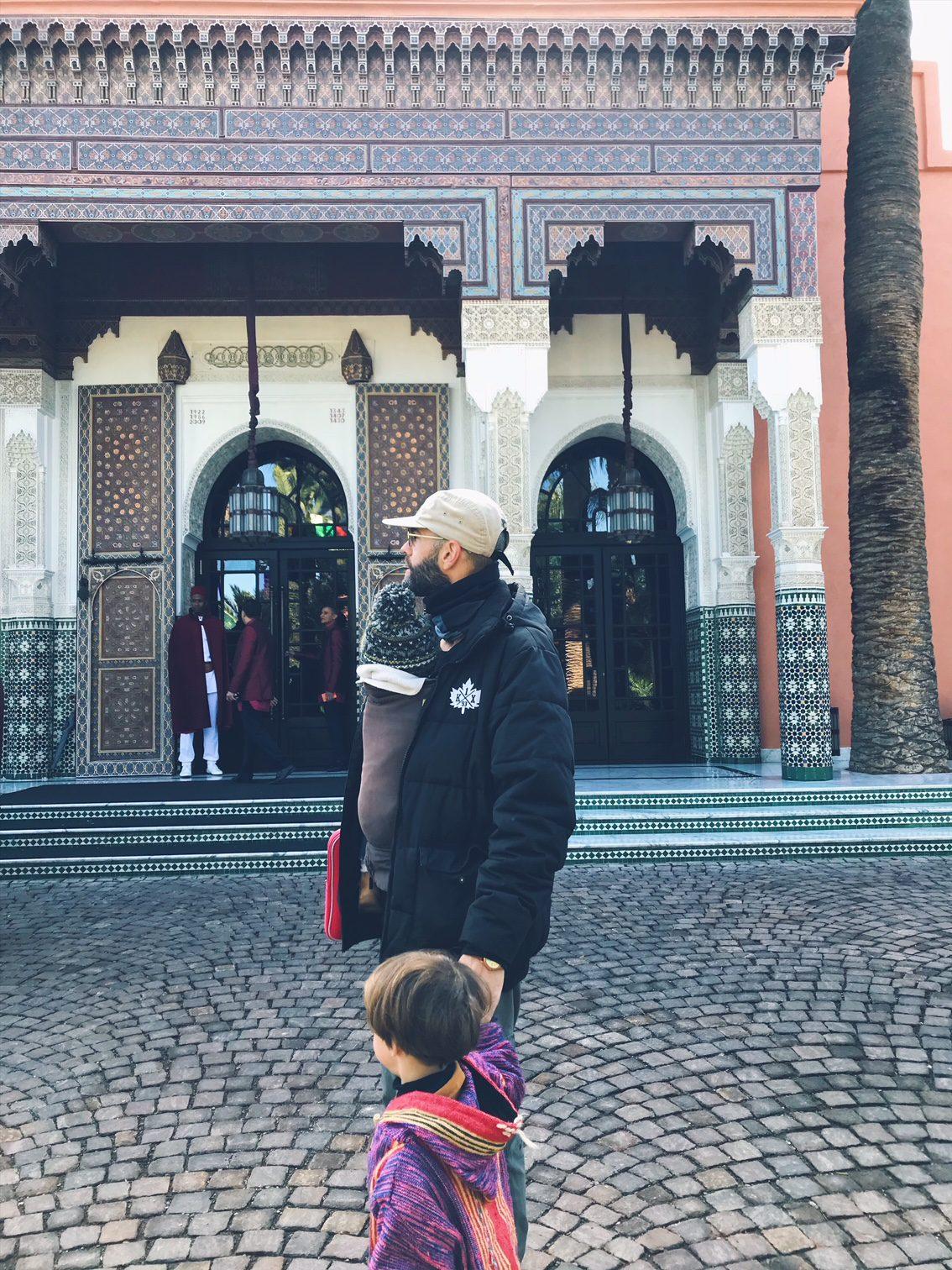 Voyage au Maroc Marrakech l