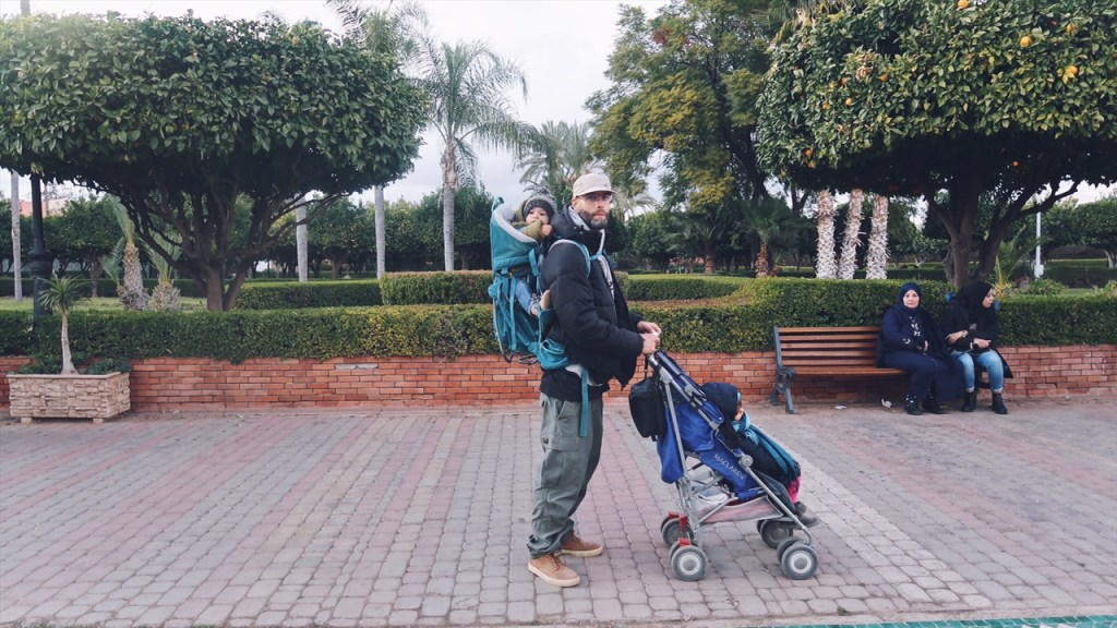 Voyage au Maroc Marrakech avec les enfants