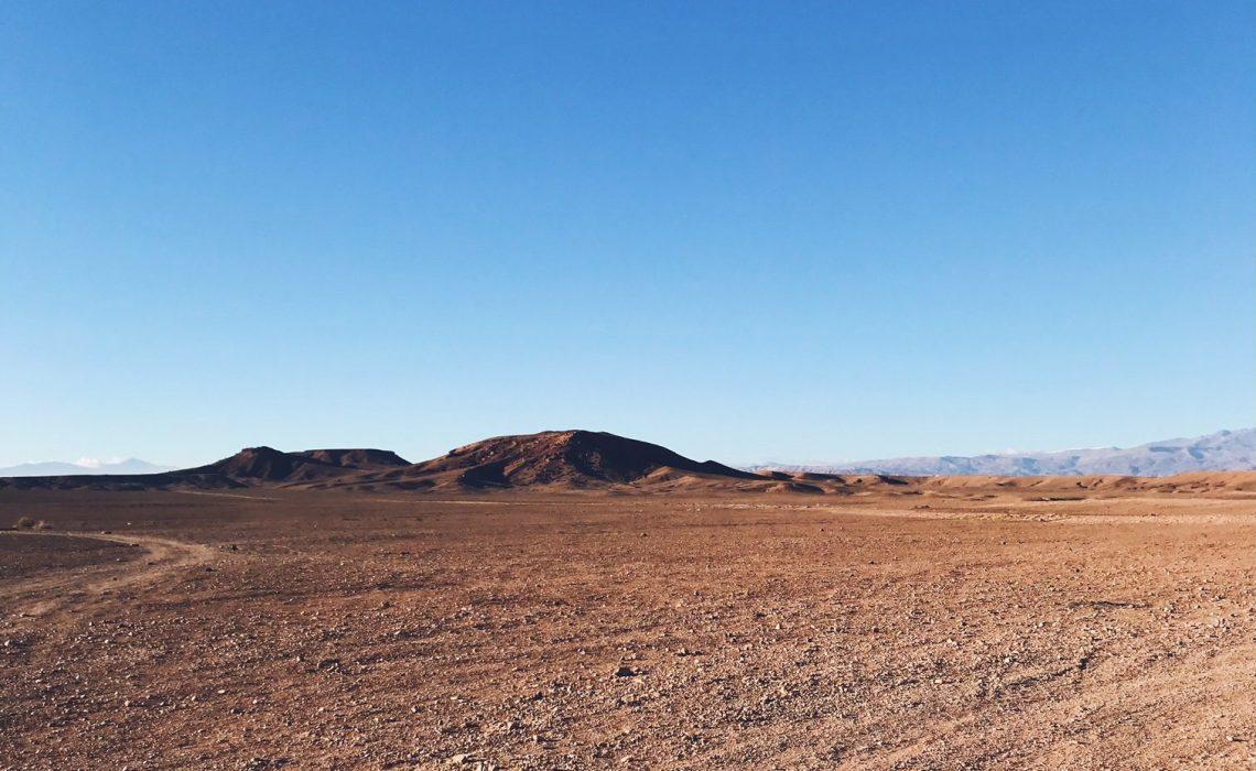 Voyage au Maroc Atlas Studios décor