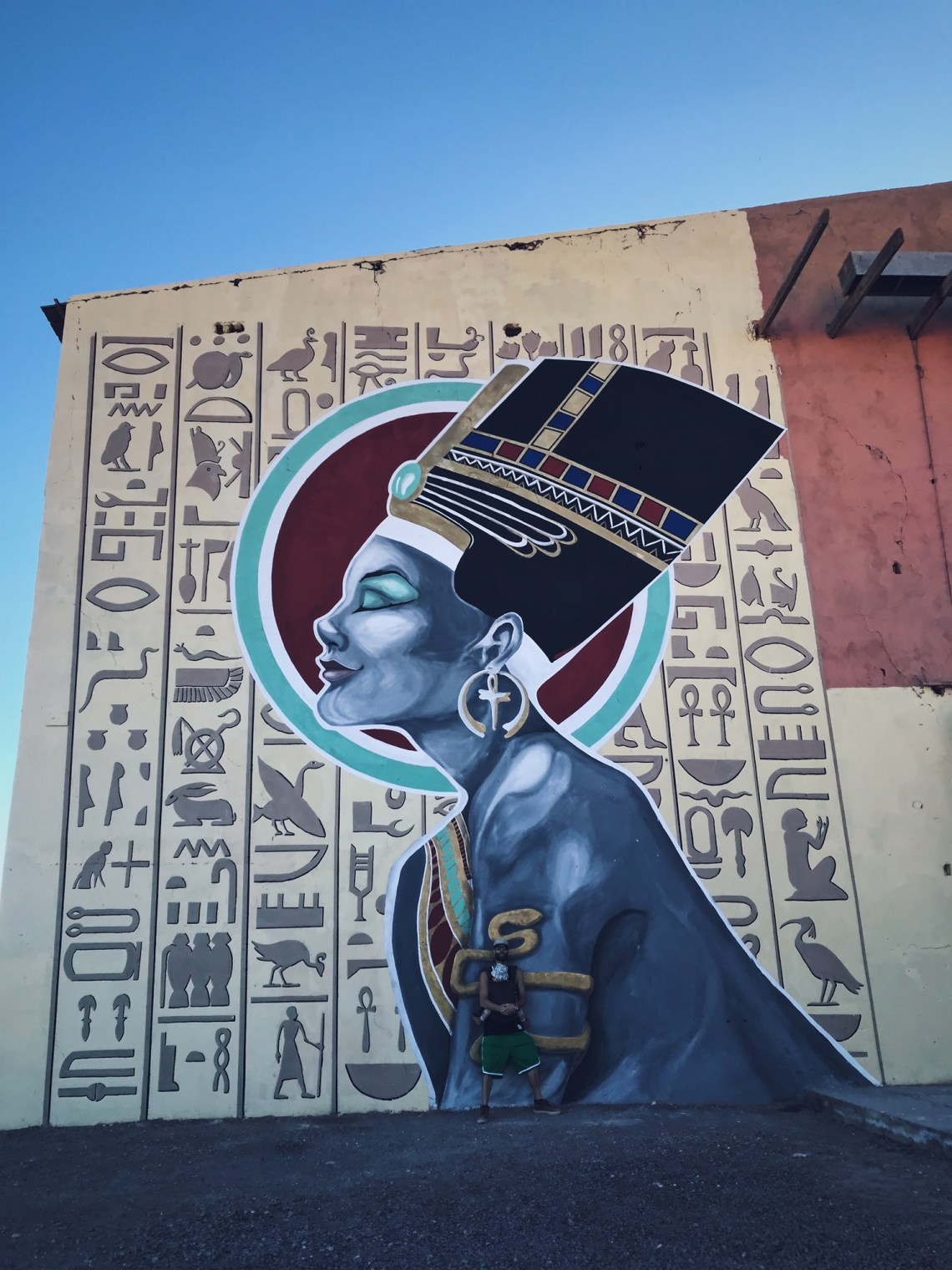 Voyage au Maroc Atlas Studios nefertiti