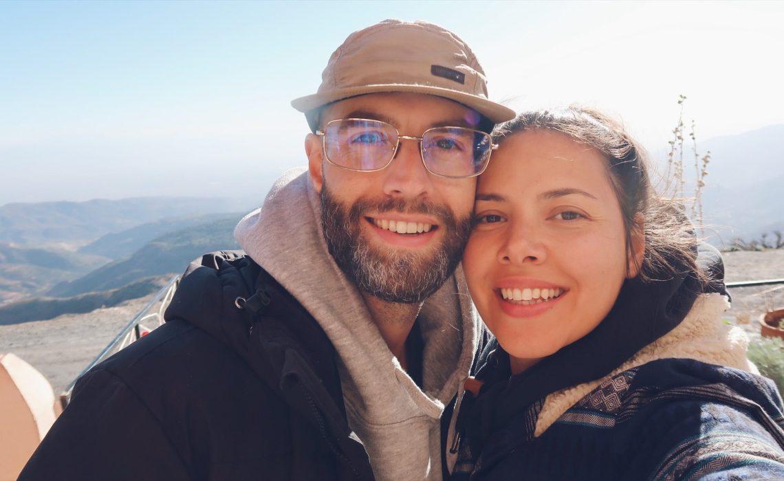 Voyage au Maroc Tizi-n-Test Paul et Gizem à La Belle Vue