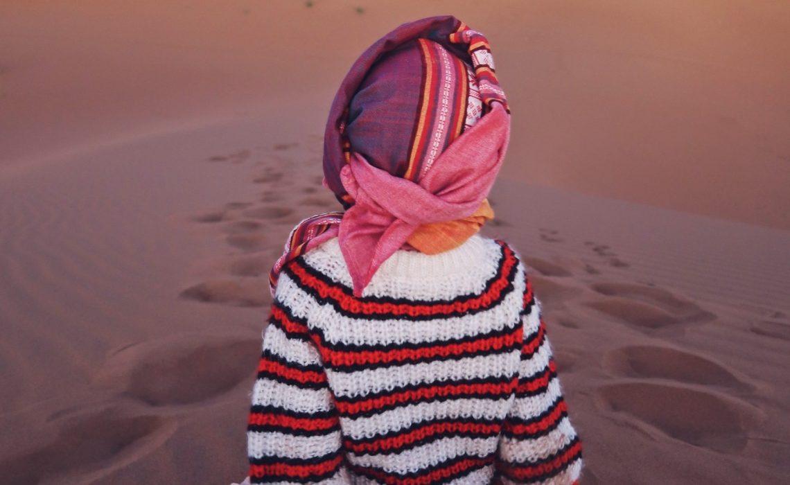Voyage au Maroc Desert Sahara Erg Chegaga dunes