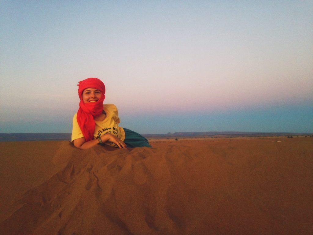 Voyage au Maroc Desert Sahara Erg Chegaga gizem