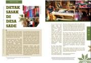 Rubrik Petualang Majalah Sarjana.co.id edisi Juli-September 2013