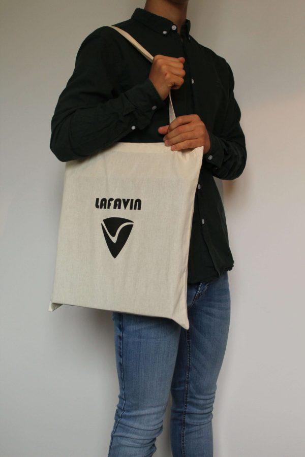 Tote Bag 100% Coton LAFAVIN