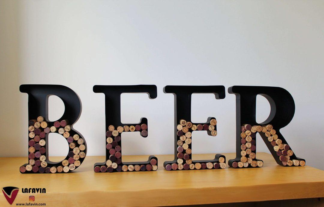 Lettres BEER - LAFAVIN