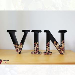 Lettres VIN LAFAVIN