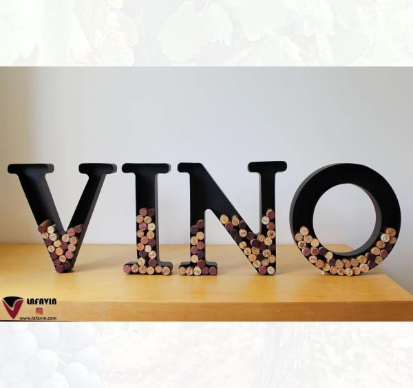 Lettres VINO LAFAVIN