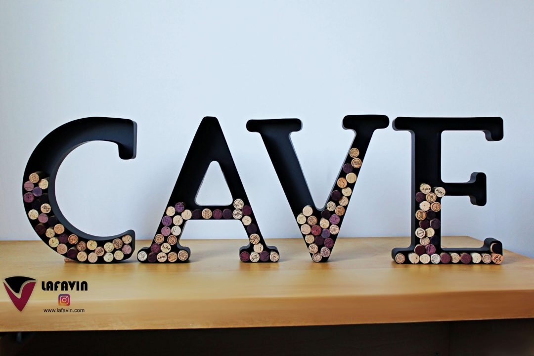 Lettres CAVE LAFAVIN
