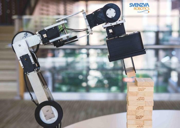 Revel Robotic Manipulator - Low Cost Robotic Arm   Steemhunt