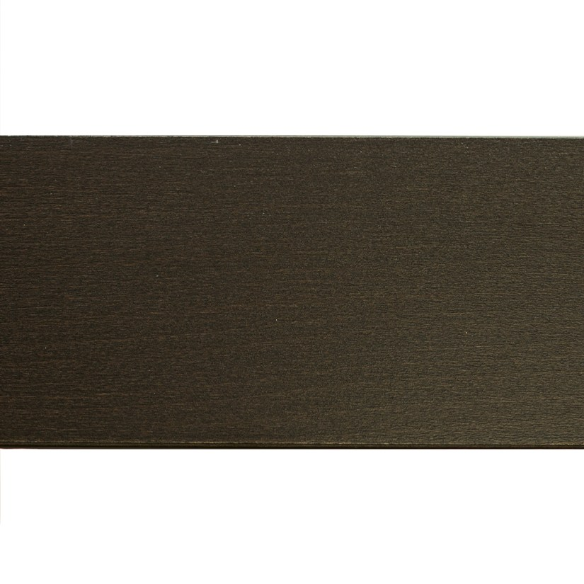 Roasted Coffee Stain Color Wood Blinds