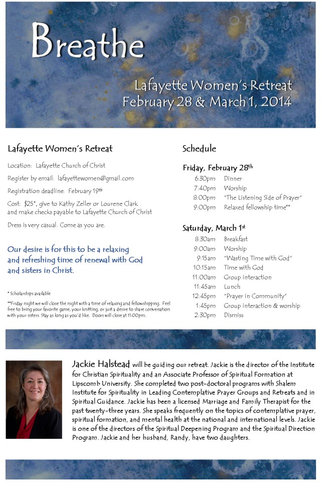 Womens Retreat 2014 flyer web version3 copy