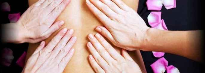 -Lower-Back-Massage- Lafayette Louisiana Four Hand