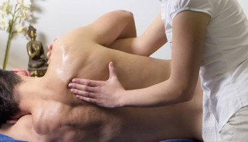 Deep tissue Massage Lafayette La Near me
