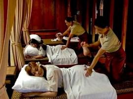 Dry Massage