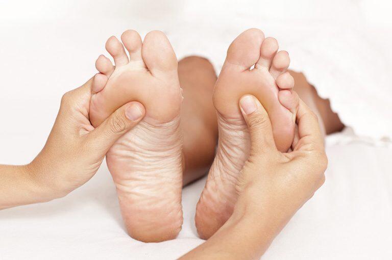 Massage Foot ?