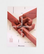 ARS Electronica Poster by Manel Portomene