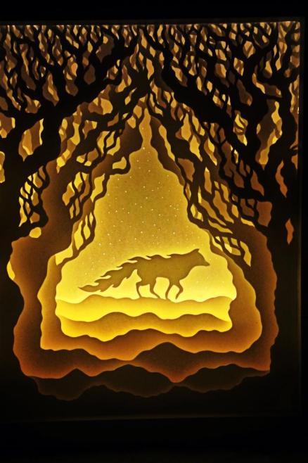 Flaming Fox by Thumb Demon