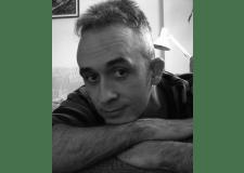 El escritor Rafael Balanzá