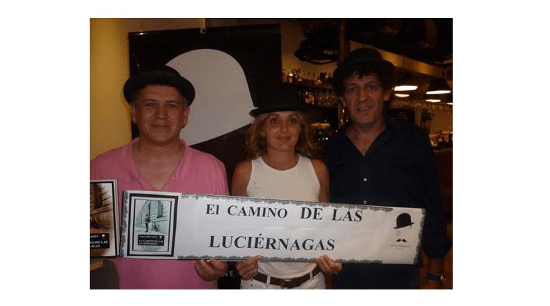 Crónica de la presentación de El camino de las luciérnagas en Madrid