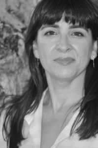 Encarna Carrillo, escritora  en el libro de relatos