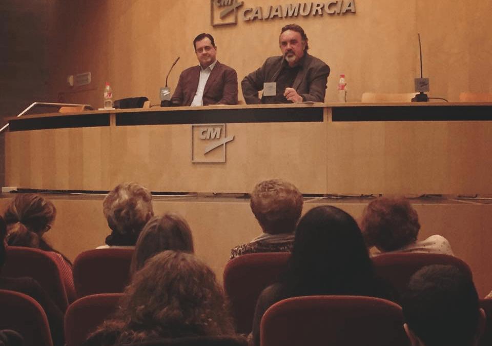 Primer encuentro del año en el Premio Mandarache con Manuel Moyano