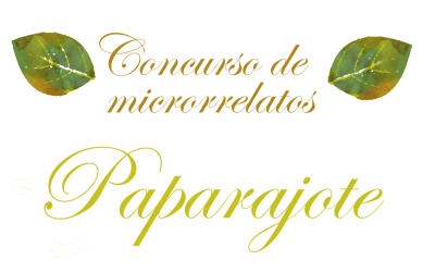 Concurso de microrrelatos Paparajote