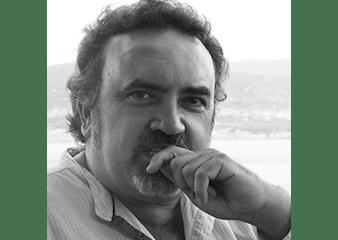 El escritor Manuel Moyano