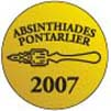 La Fée Gold medal Absinthiades 2007
