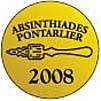 La Fée Absinthiades 2008 Gold Medal