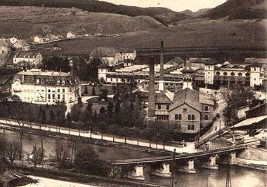 Pernod Distillery