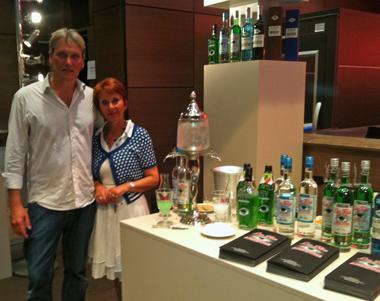 George Rowley & Marie-Claude Delahaye