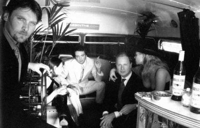 Onboard La Fée bus