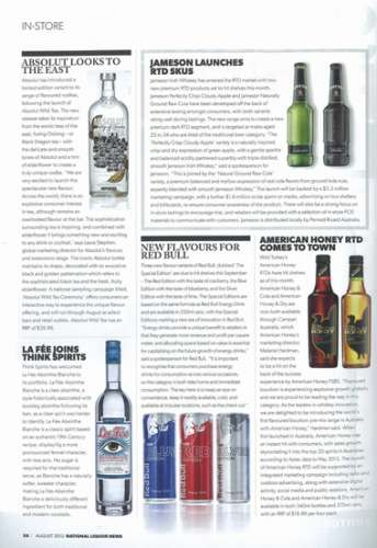 Think SApirits article about La Fée Blanche Absinthe