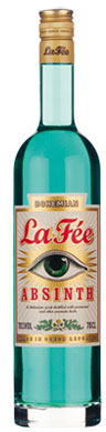 Bottle of La Fée Bohemian Absinthe