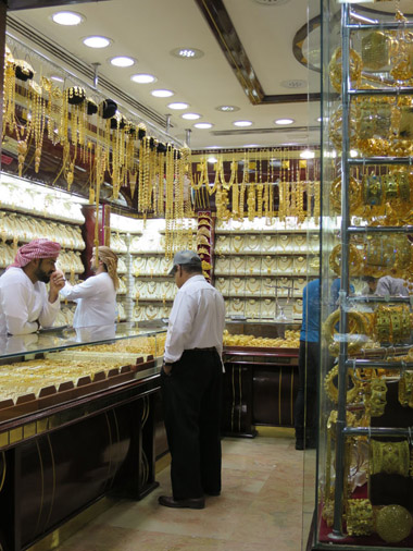 Jewellers in Dubai