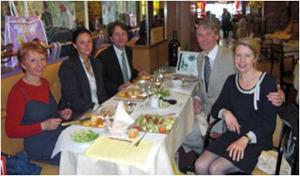Meeting with FFS in Paris