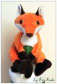 nappy cake fox