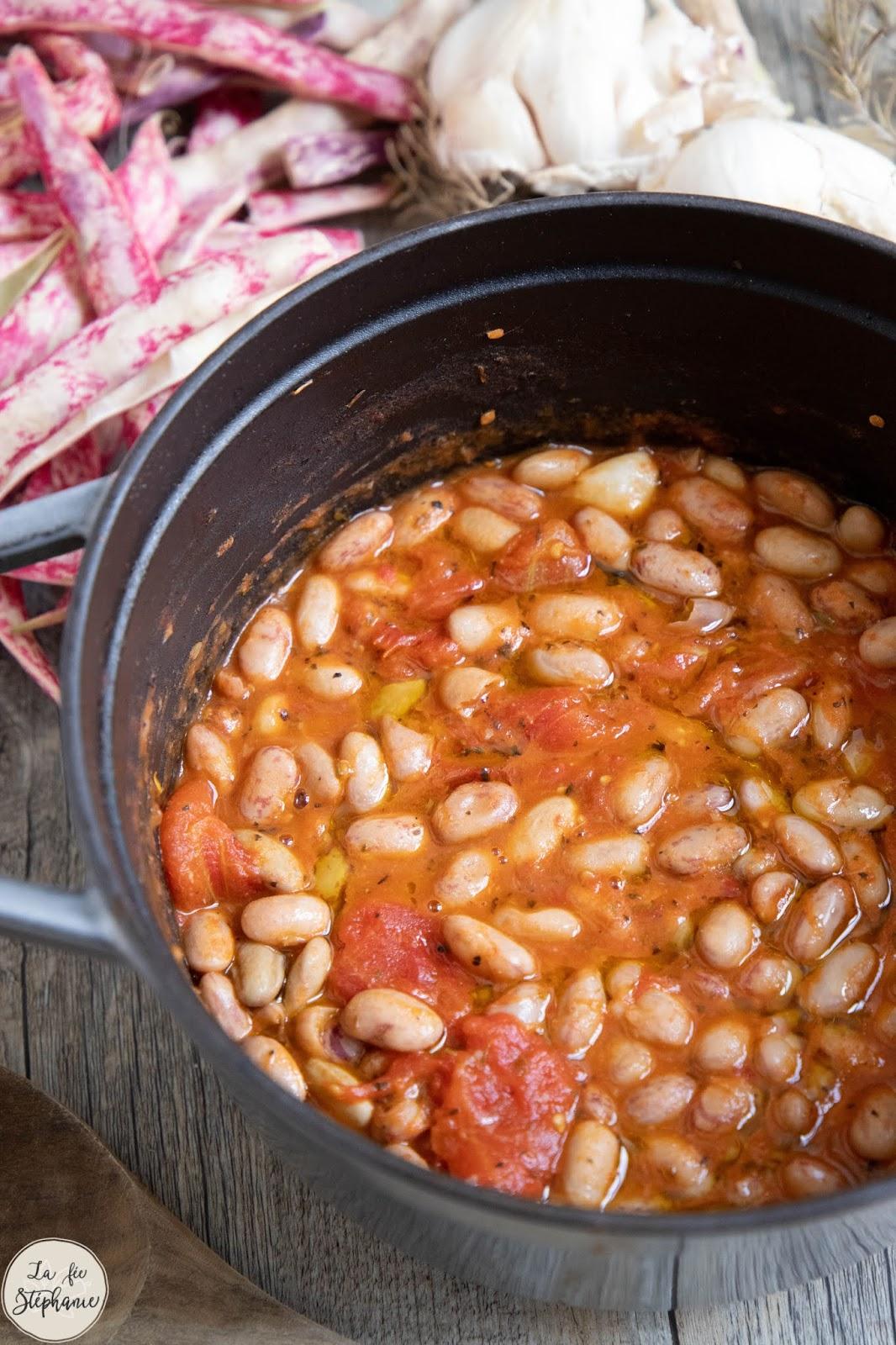 Cuisson Des Haricots Blancs Frais : cuisson, haricots, blancs, frais, Haricots, Frais, Délicieuses, Recettes