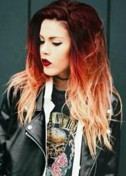 fire hair la femme rebelle clothing