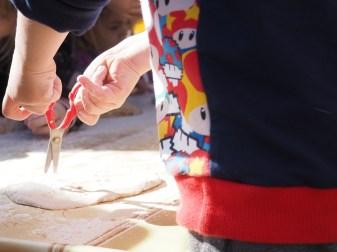 fabrication du pain - ferme pédagogique - la ferme aux 5 saisons - normandie